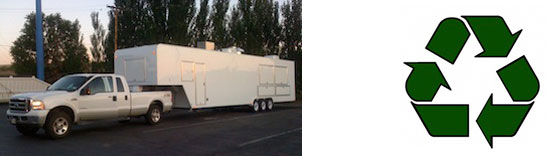 Mobile Catering Truck for Film Productions